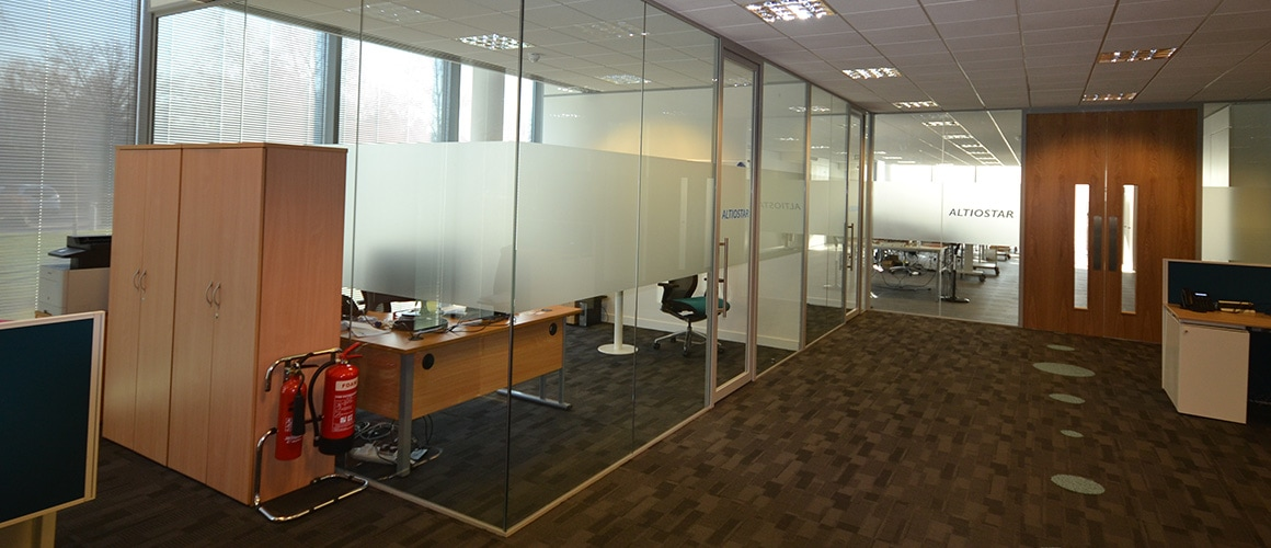 Stud Partitioning Sussex