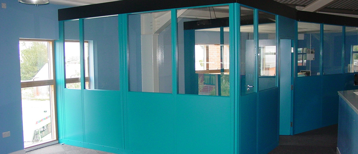 Steel Partitioning Sussex