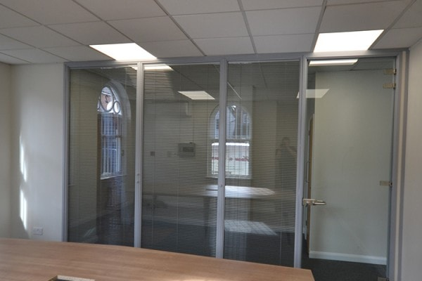 Partitioning Surrey