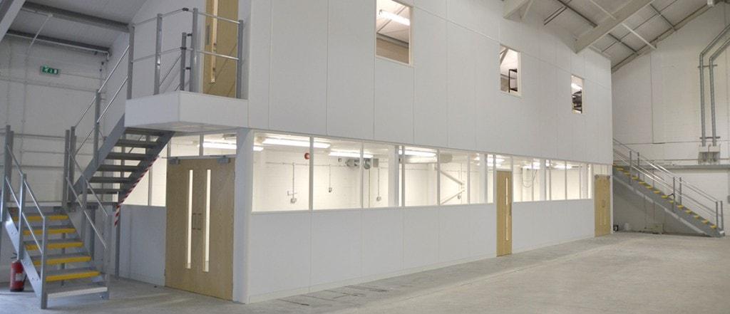 Mezzanine Flooring Service Sussex
