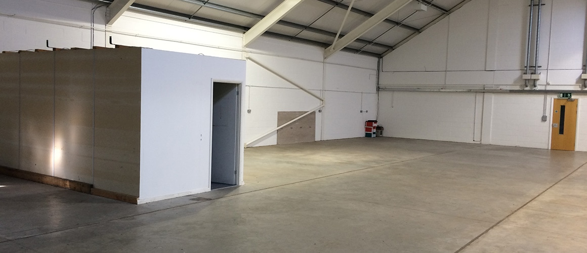 Mezzanine Flooring Service Sussex