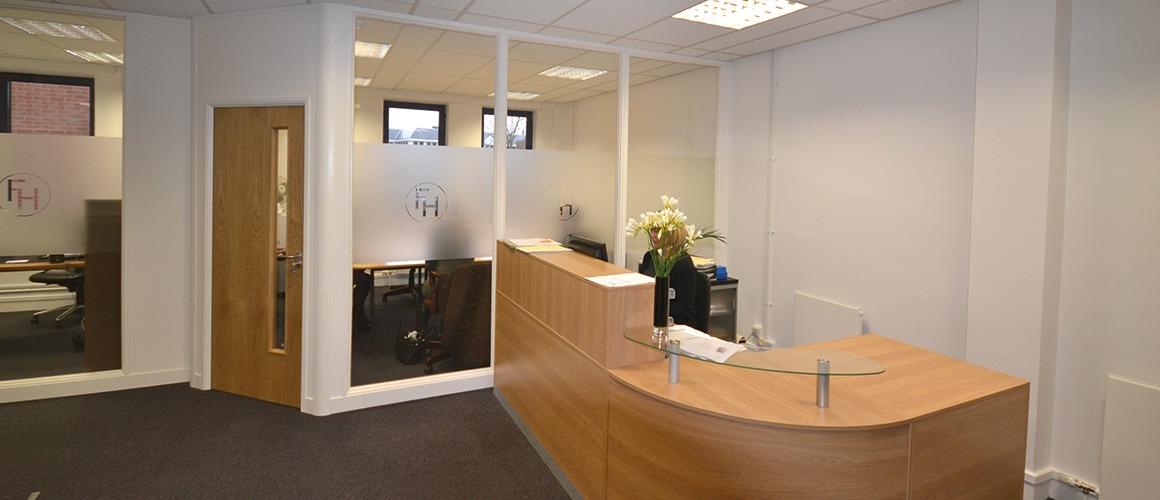 Office Refurbishment Surrey