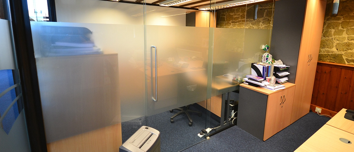 Partitioning Service Surrey