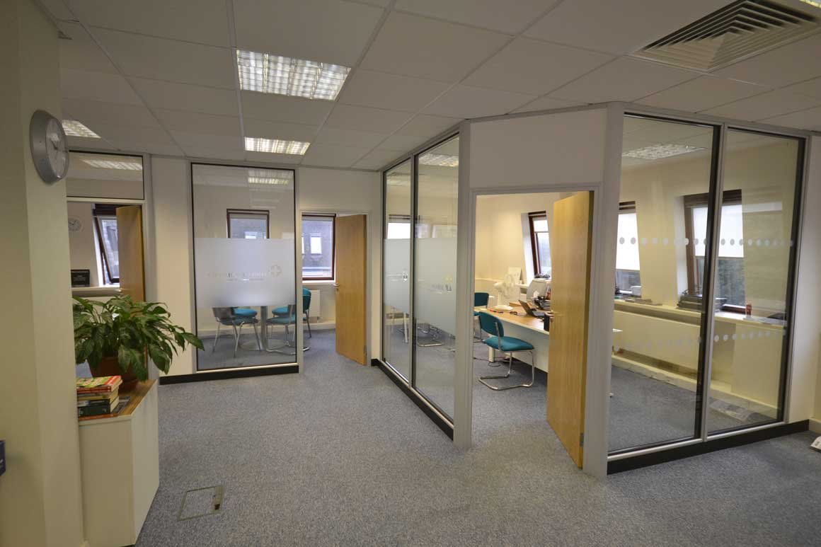 Fit Out Refurbishment Haywards Heath