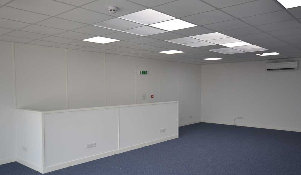 Fit-Out Refurbishment in Essex