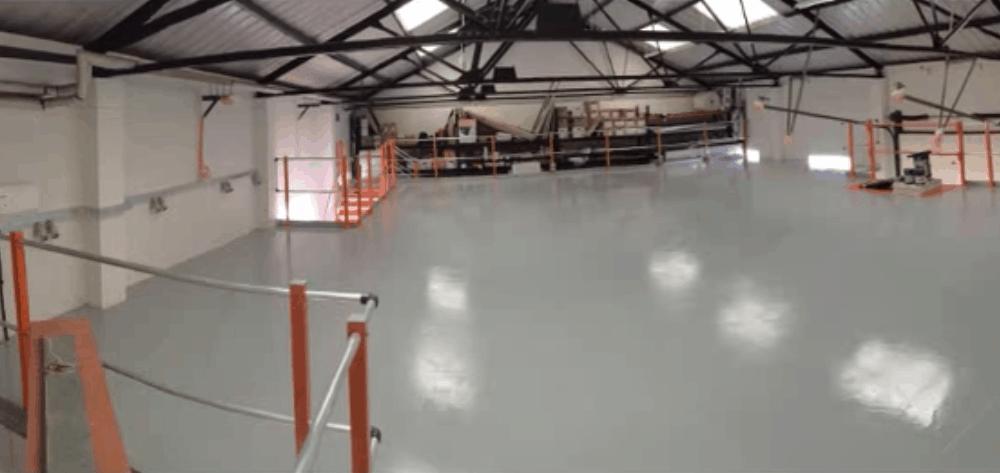 Mezzanine Flooring Burgess Hill