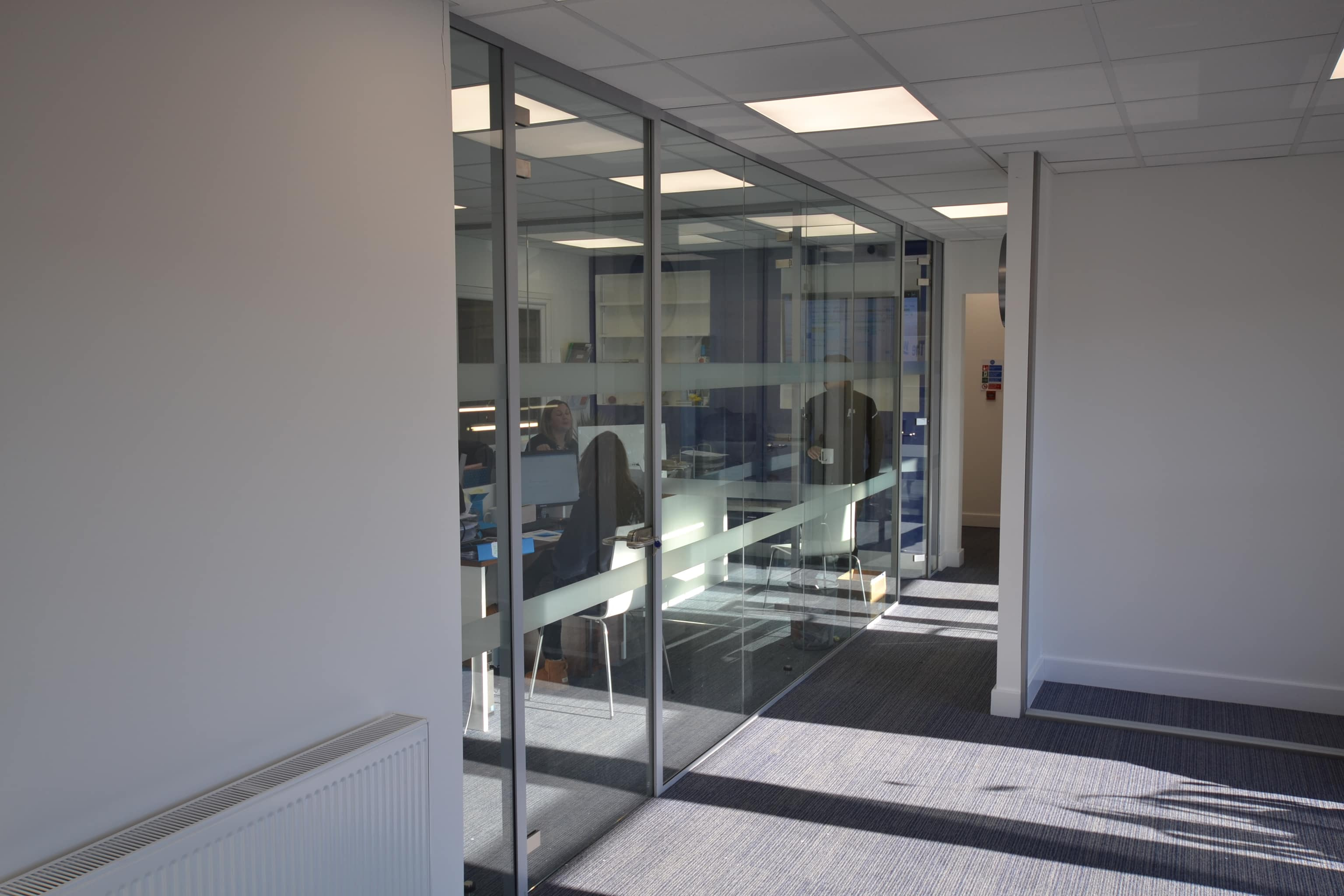 Glass Partitioning Brighton