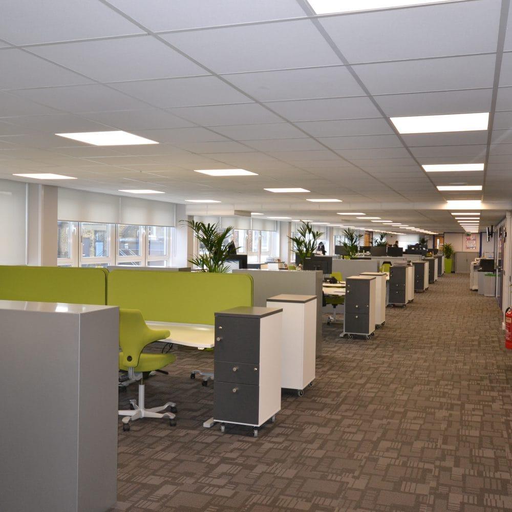 Hidden Hearing – Office Refurbishment