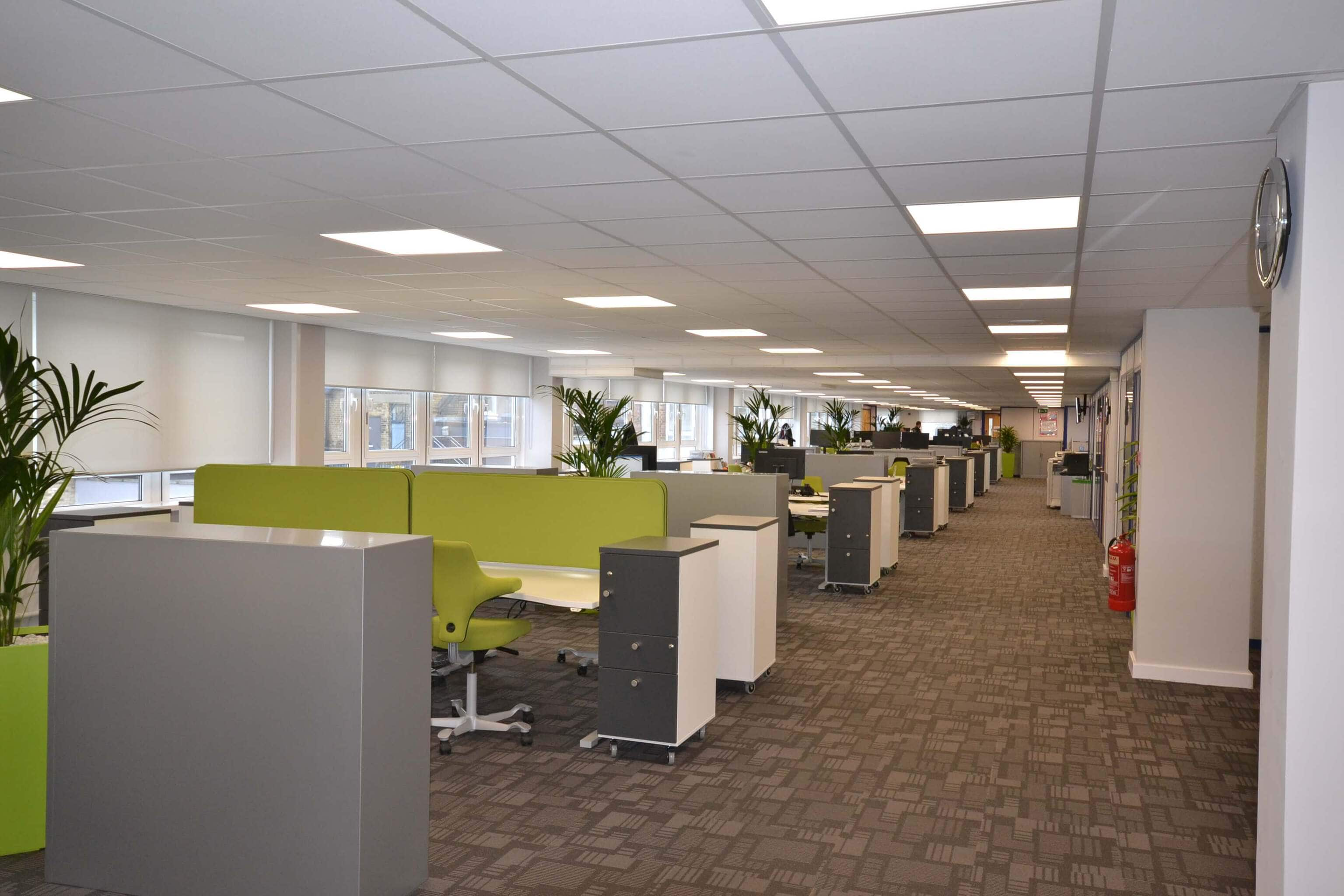 Good Office Refurbishment Maidstone