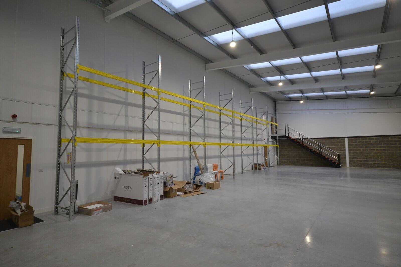 Mezzanine Flooring Washington West Sussex