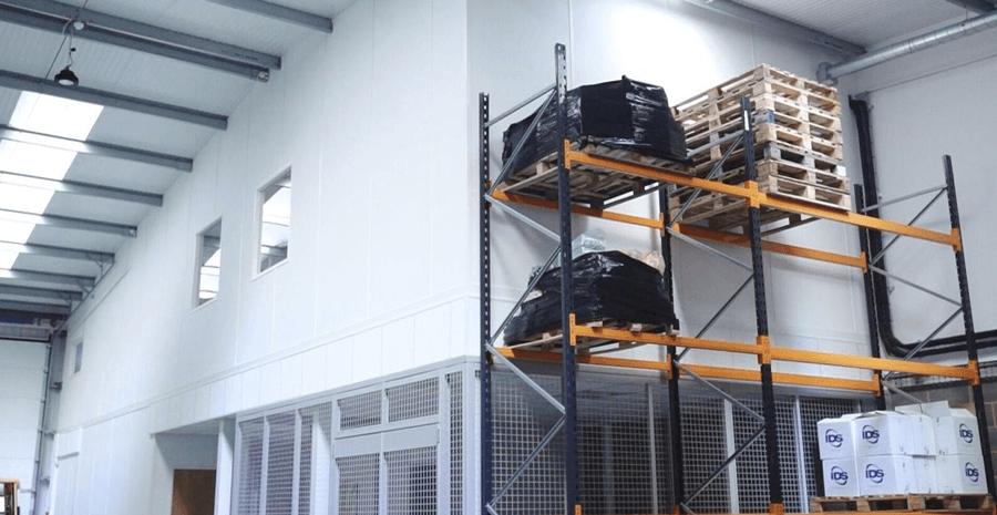 Warehouse transformation