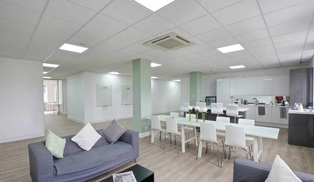 Freedom Works – Sound Insulation & Glass Partitioning