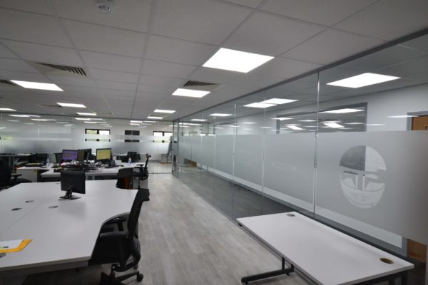 Commercial Partitioning