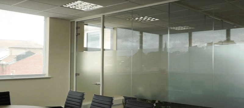 Skytrail – Office Partitioning and Refurbishment