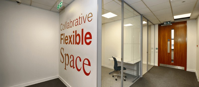 benefits of office partitioning