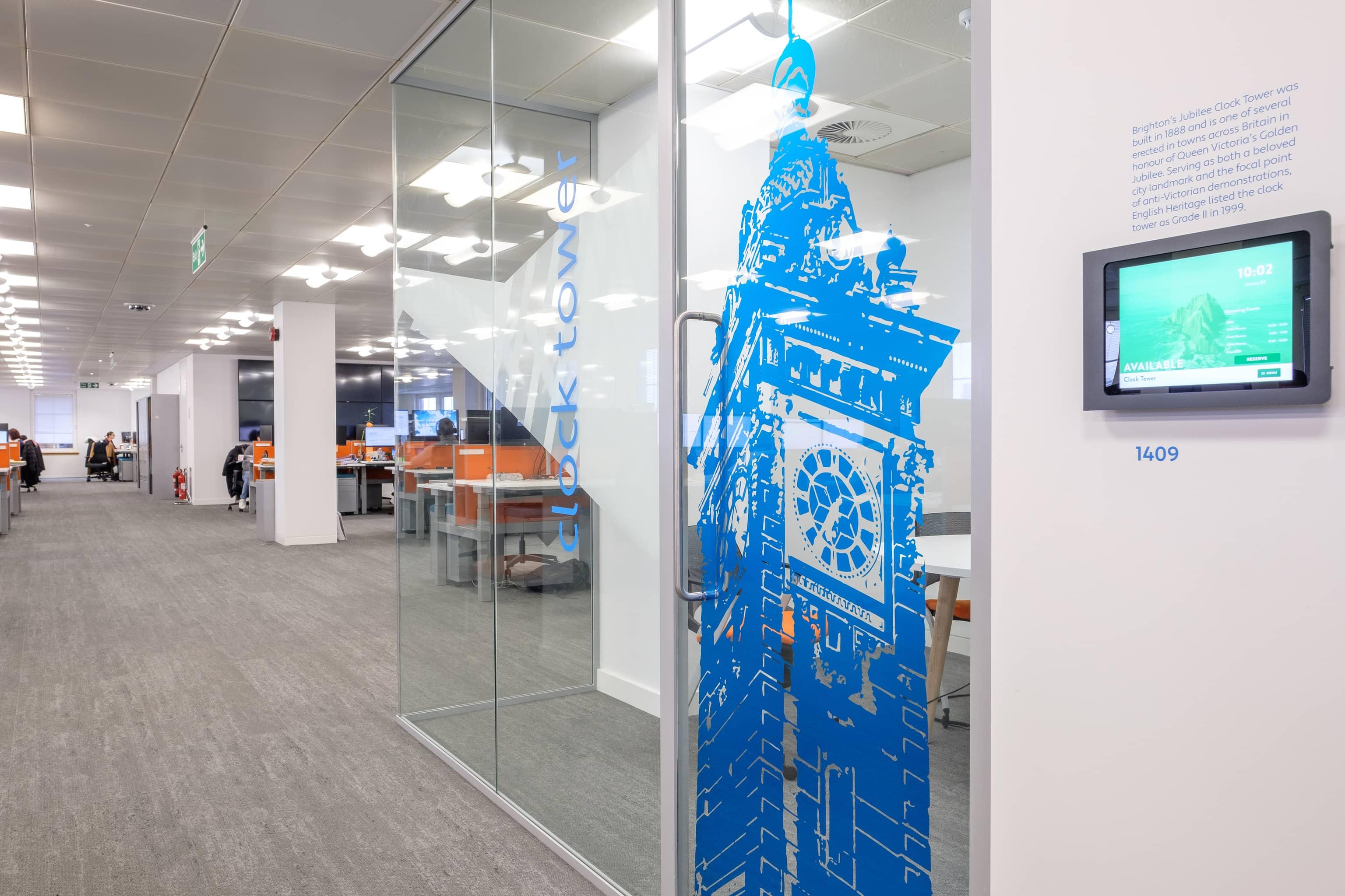 office refurbishment companies