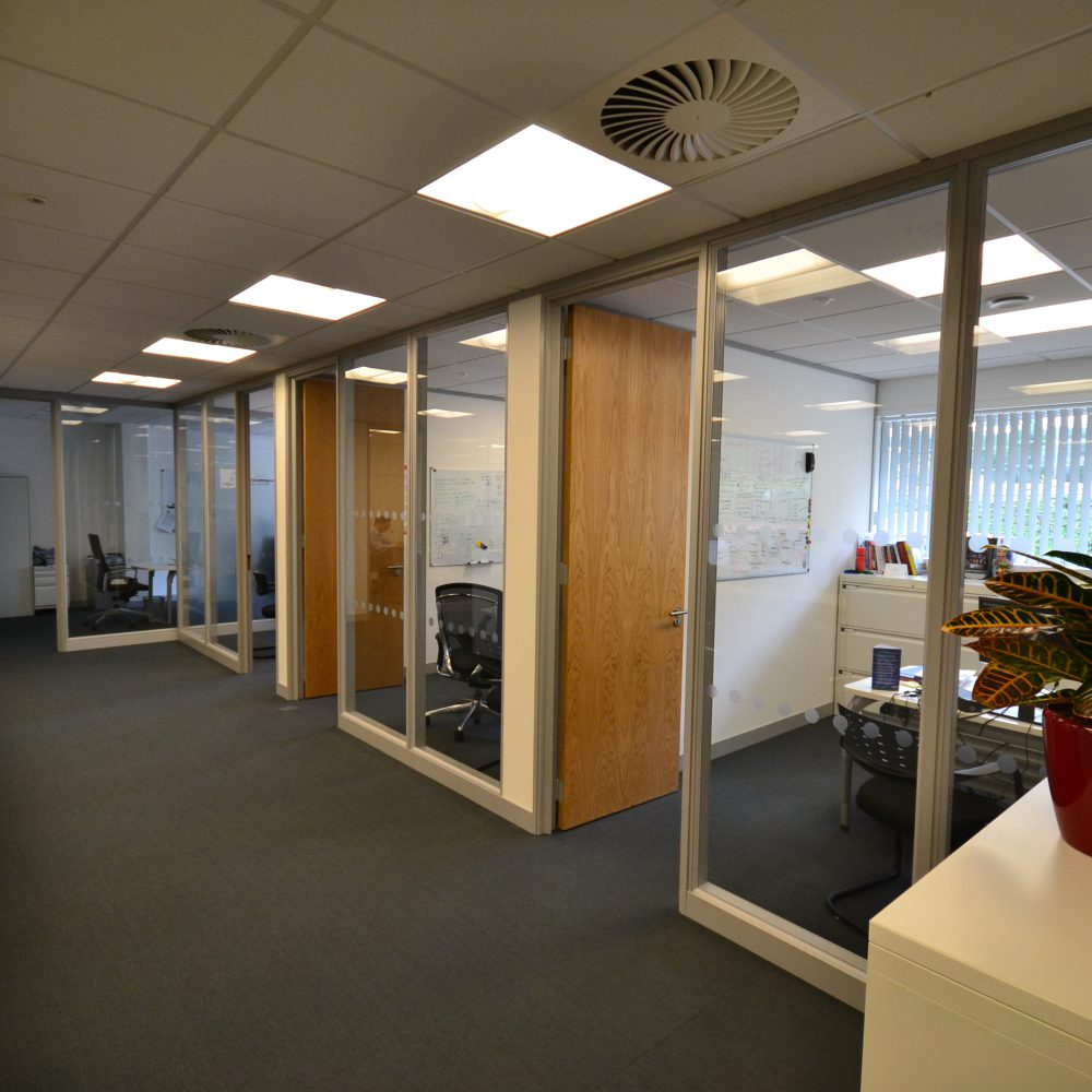 BARD – Partitioning, Mezzanine Flooring and Facilities Management